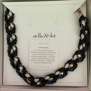 Authentic Stella & Dot Corset Necklace